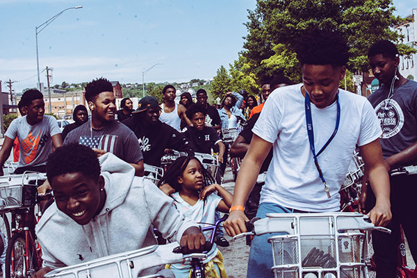 Youth-led festival of ideas
